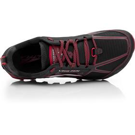 Altra Lone Peak 4 Trail Running Shoes Men, black/red